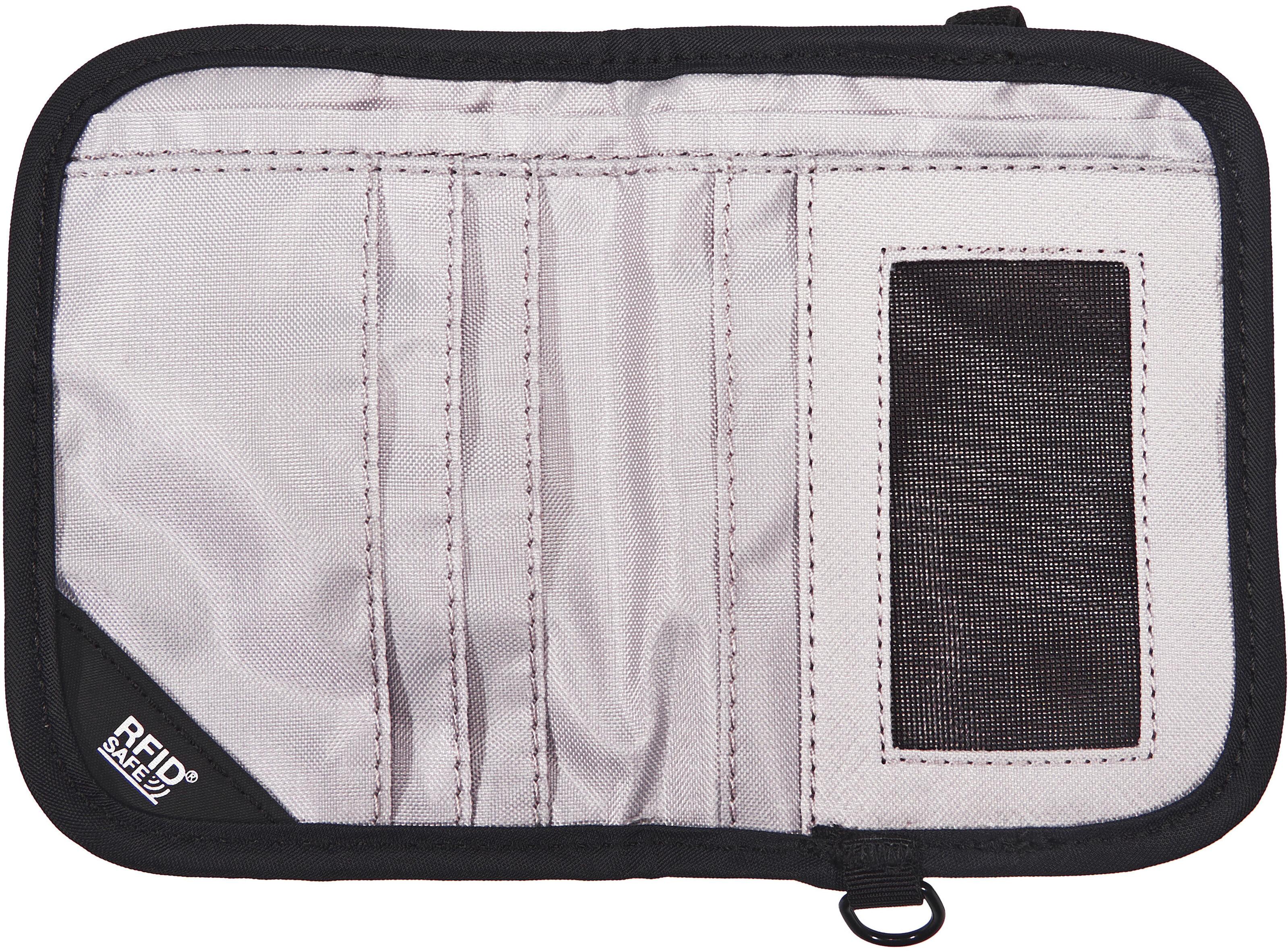 de4a14ed341 Pacsafe RFIDsafe V50 Wallet black at Addnature.co.uk
